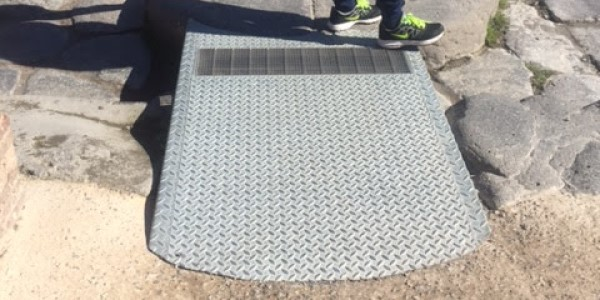 wheelchair ramps in town